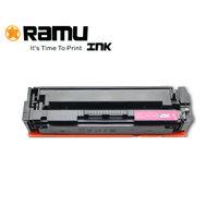 رامو خرطوشة حبر ليزرية متوافقة مع إتش بي CF413A/CRG046 لون أحمر أرجواني