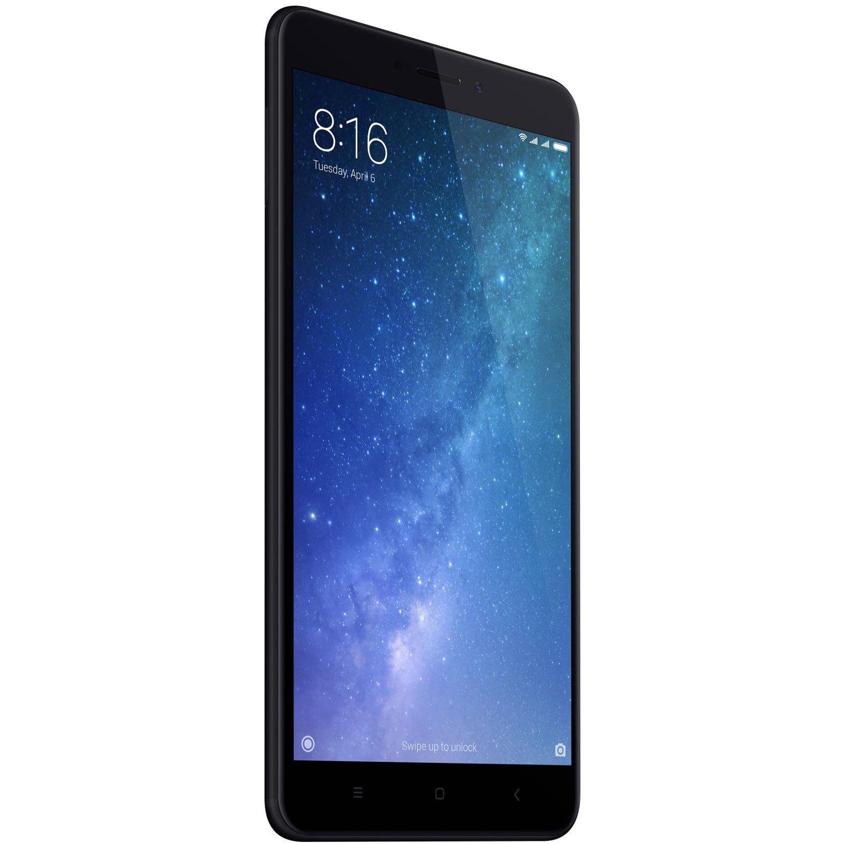 Buy Xiaomi Smartphone Mi Max 2 64gb Dual Sim 4g Black Online In Uae Redmi Note 4 Ram 4gb Distributor 64 Lte Ds