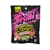 ترولي حلوى شكل الزواحف بنكهة البطيخ و حامضه 175 غرام