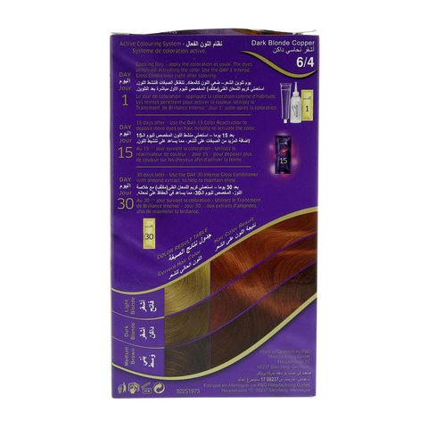 Wella-Koleston-Long-Lasting-Intense-Color-Cream-6/4-Dark-Blonde-Copper