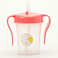 Disney Smash-Sipper Cup with Straw Winnie the Pooh