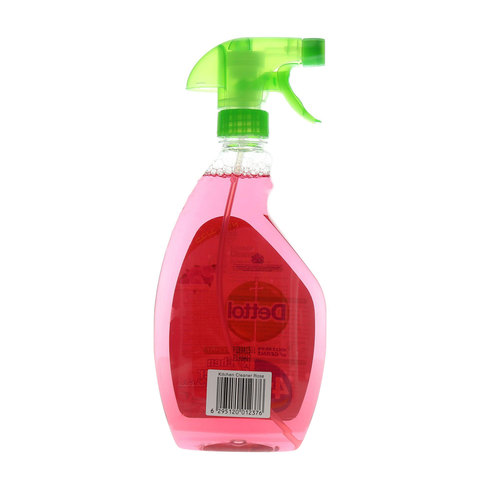 Dettol-Disinfectant-4In1-Rose-Kitchen-Cleaner-500ml