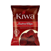 Kiwa Beetroot Chips 50GR