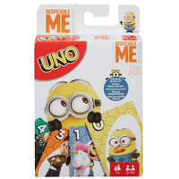 Mattel Uno Despicable Me 3 Games