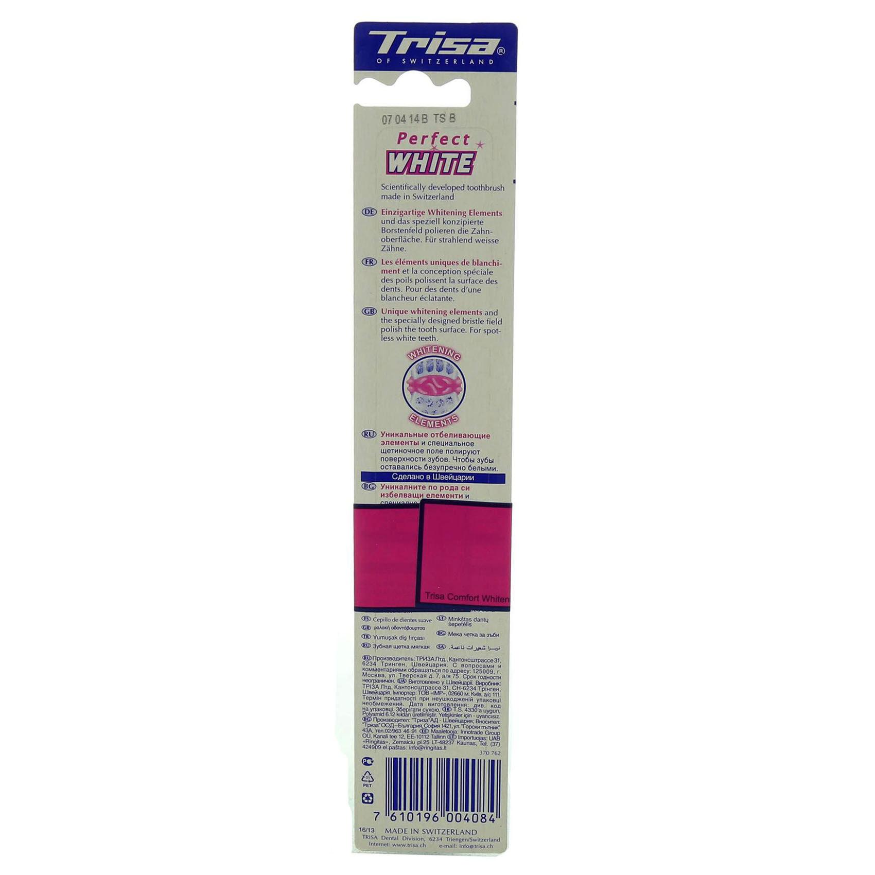 TRISA T/BRUSH COMFORT FLEX SOFT