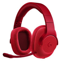 Logitech Gaming Headset G433 7.1 Fire Red