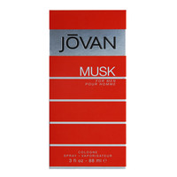 Jovan Cologne Spray Musk For Men 88ml