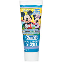 Oral-B Winnie The Pooh Berry Bubble Toothpaste 75ml