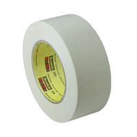 Adhesive Masking Tape Small White