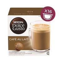 Nescafe Dolce Gusto Café Au Lait Cap 10GR X16