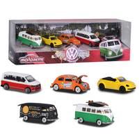"Majorette VW ""THE ORIGINALS"" 5 Pieces Giftpack"
