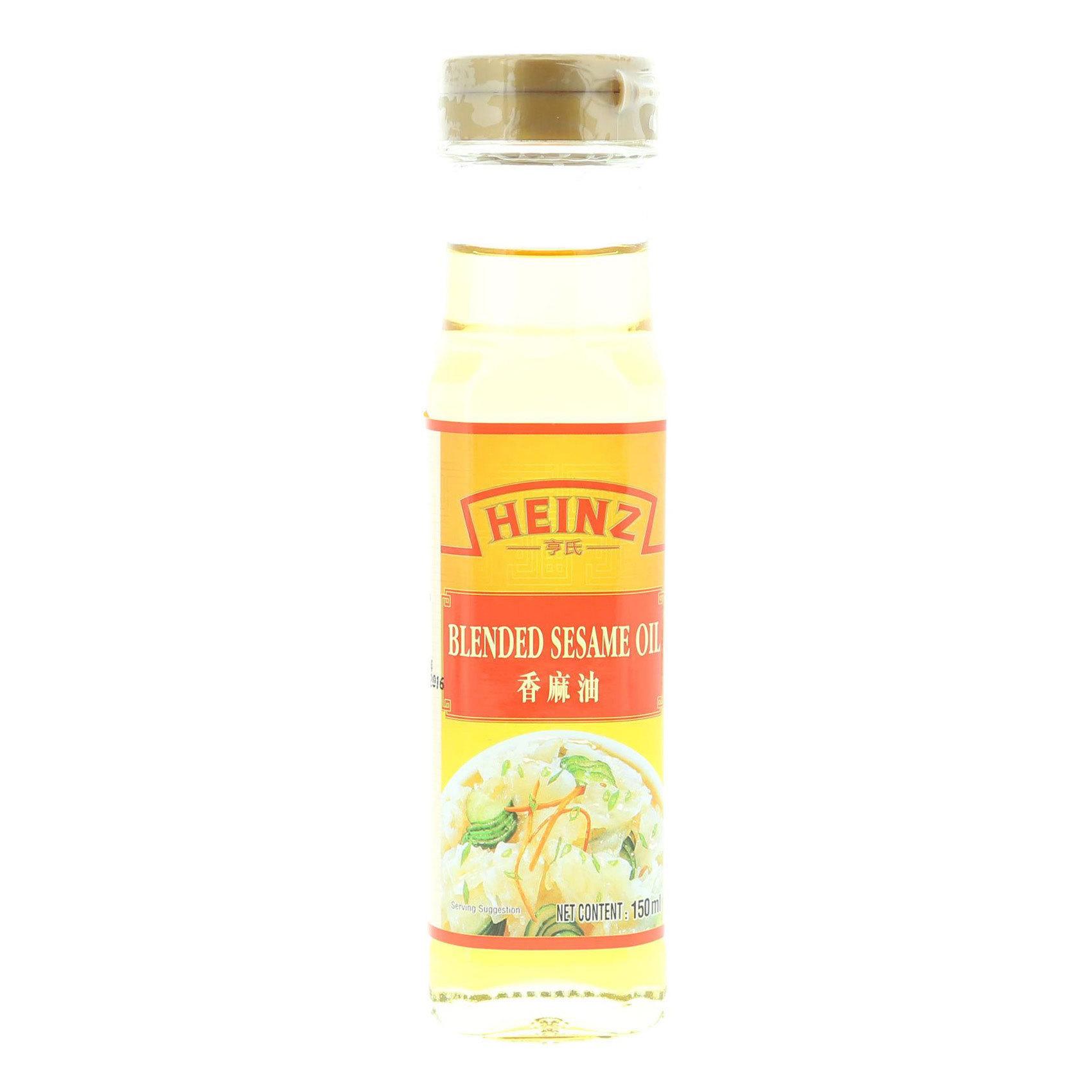 HEINZ BLENDED SEASME OIL 150ML