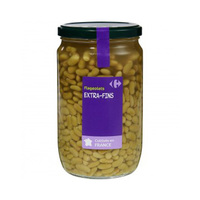 Carrefour Flagolet Beans Jar 720ML