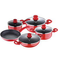 Bergner Cookware Set Bellini 9Pcs