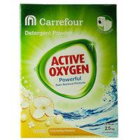 Carrefour Detergent Powder Front & Top Load Jasmine 2.5kg