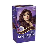Wella Koleston Color Cream Kit Aubergine 5/66