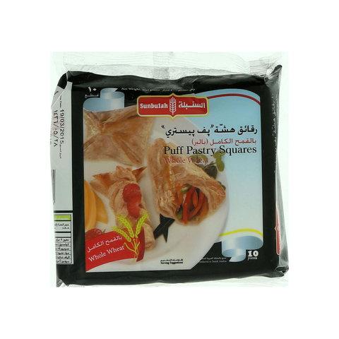 Sunbulah-Puff-Pastry-Squares-400g