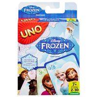 Mattel Uno Cards Game -Disney Frozen