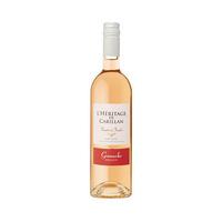 L'Heritage De Carillan IGP Oc Muscat Moel Rose Wine 75CL