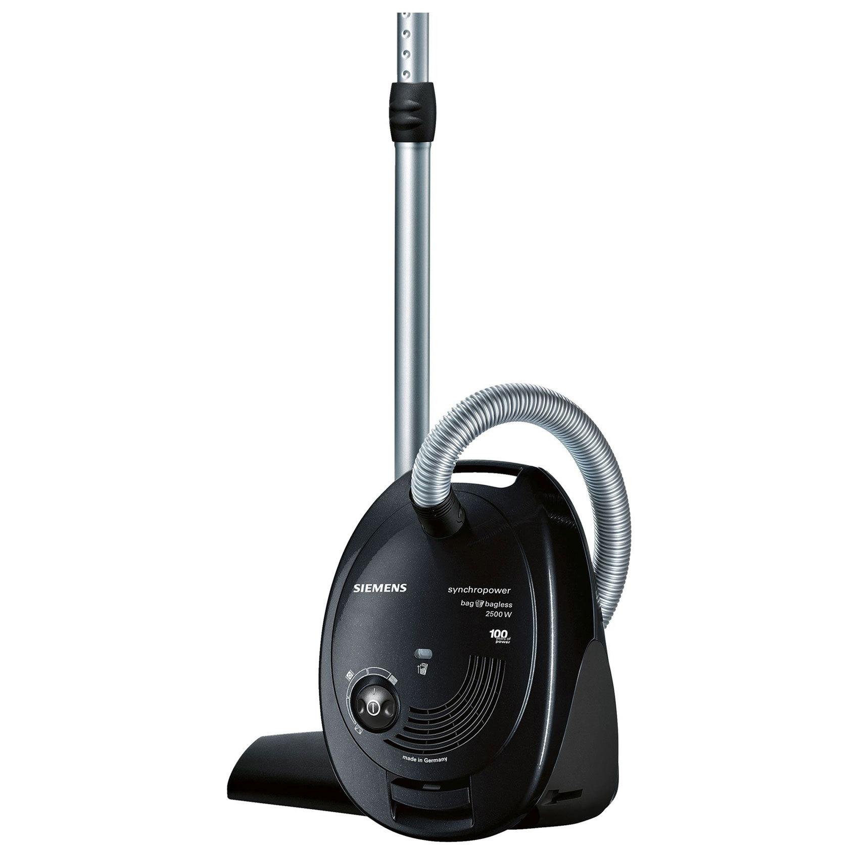 SIEMENS V-CLEANER DRY VS06G251GB