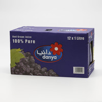 Danya Juice Red Grape 1 L