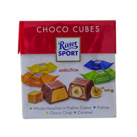 Ritter Sport Selection Choco Cubes 176g