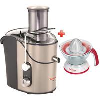 Moulinex Juice Extractor JU655+Juicer