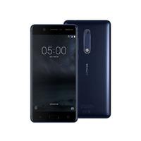 Nokia  5 Smartphone Dual Sim 4G Tempered Blue