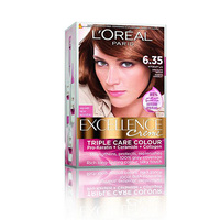 L'Oreal Paris Excellence Crème Hair Coloring Chocolate Brown 6.35 15% Off