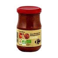 Carrefour Bio Sauce Bolognaise 190GR