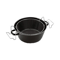 Enamel Potato Fryer Oil 26CM