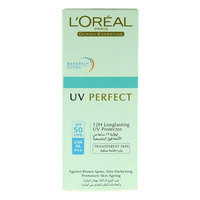 L'Oreal Paris UV Perfect 12H Long Lasting Protector SPF 50 30ml