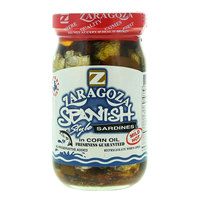 Zaragoza Spanish Style Sardines in Corn Oil Mild Hot 220g