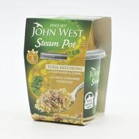 J W Tuna Steampot Corndr Cumin Lme