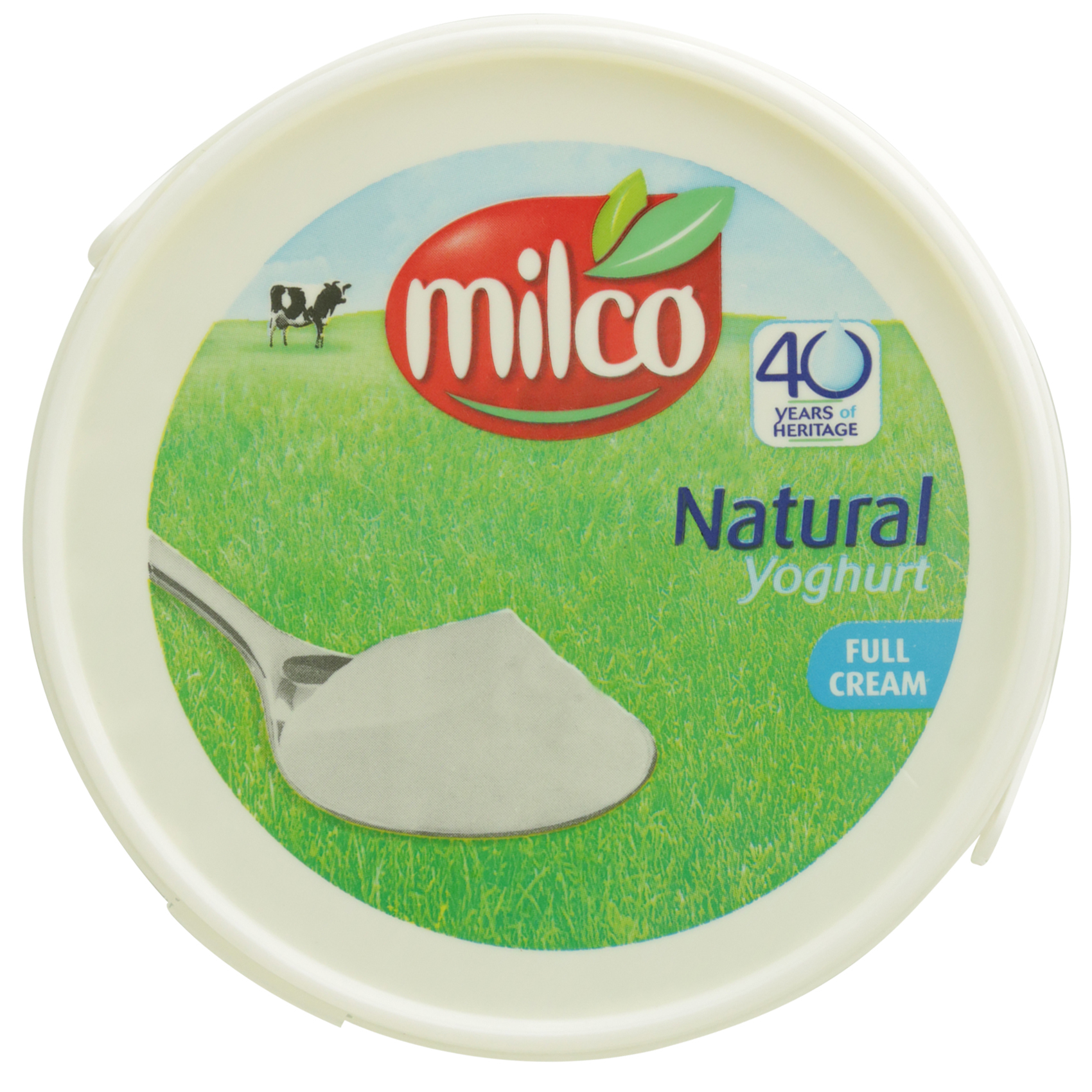 MILCO YOGHURT PLAIN 1KG