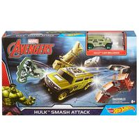 Hot Wheels Marvel Trackset Assorted