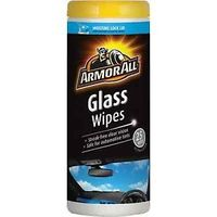 أرمور أول عبوة مناديل مبللة لتنظيف الزجاج 25 قطعة