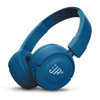 JBL Bluetooth Headphone T450 Blue