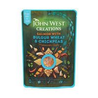 John West Creations Morrocan Salmon 180GR