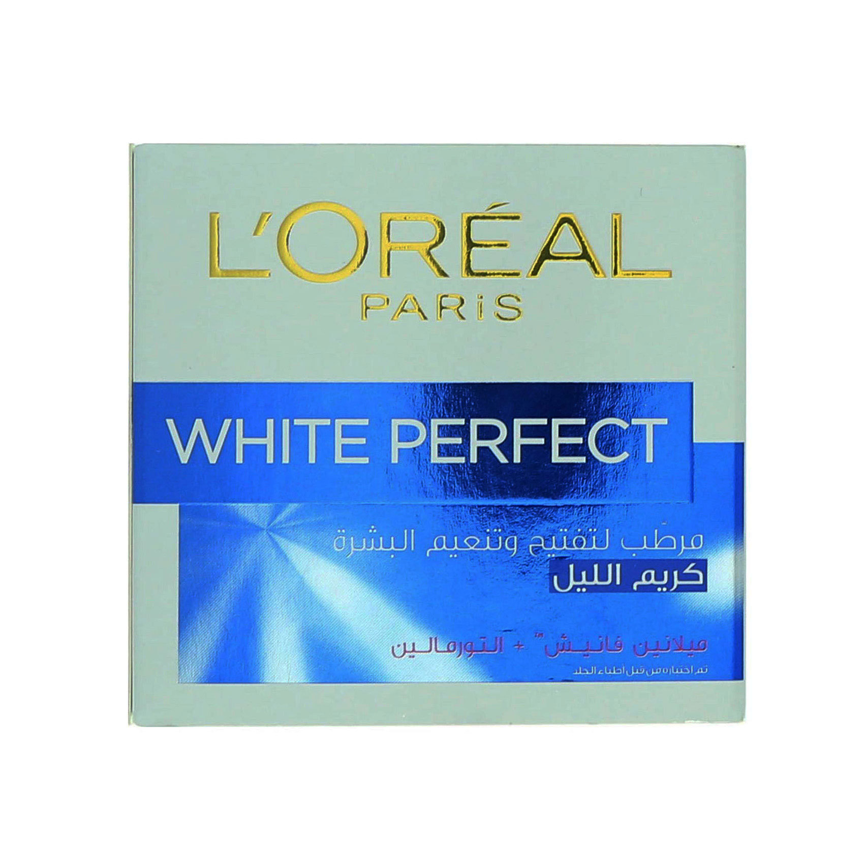 L'OREAL DERMO-EXP WHITE N/CRM 50ML