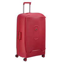 Delsey Moncey 4Dw Cab Trl 82Cm Red