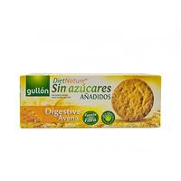 Gullon Sin Azucares Digestive Avena  410GR