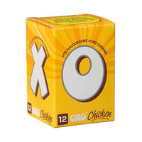 Oxo chicken Stock Cubes 12 Pieces