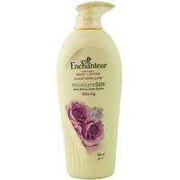 Enchanteur Perfumed Body Lotion Moisture Silk Alluring 500ml