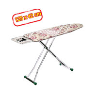 King Ironing Board 125 X 42 Cm
