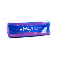 Always Women Pad Thick Flat 9 Pads