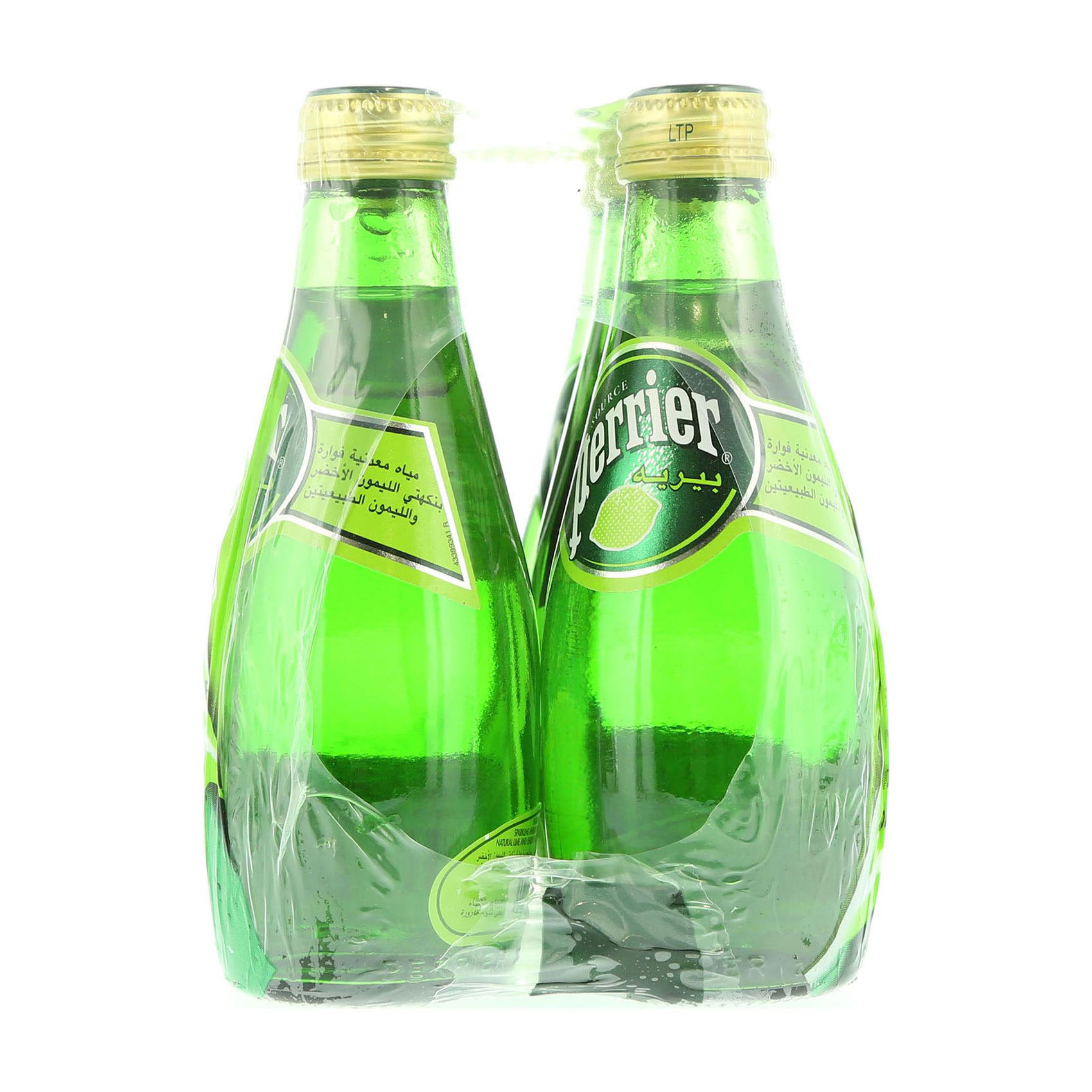 PERRIER WATER LIME 200MLX6