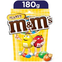 ام & ام شوكولاتة فول سوداني 180 جرام