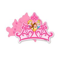 Disney Invitation Card Im Princess 6 Pieces