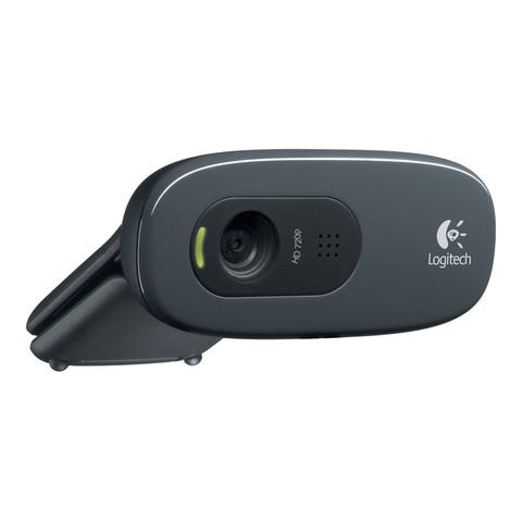 Logitech-Webcam-HD-C270